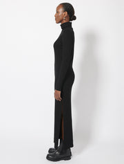 Tencel™ Rib Maxi Dress