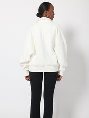 Organic Cotton Cloud Fleece Jacket