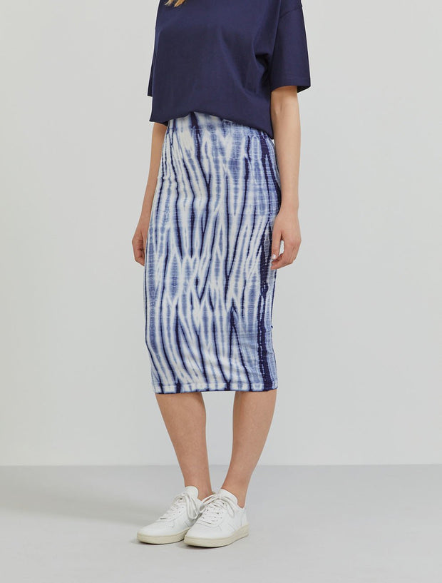 Tencel™ Tie-Dye Tube Skirt