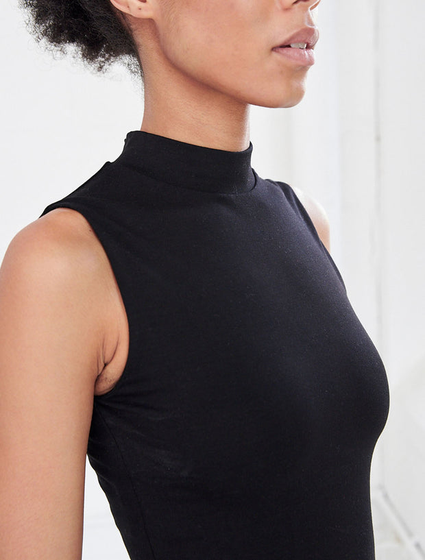Tencel™ turtleneck body