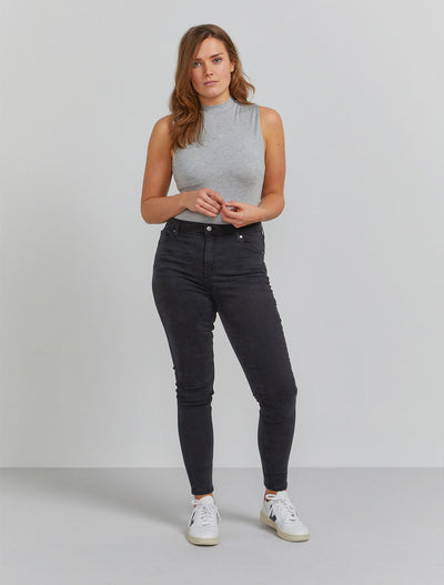 Women's Tencel turtleneck body