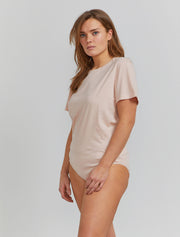 Women's Organic cotton boy fit body