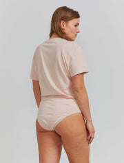 Women's Organic cotton boy-fit body