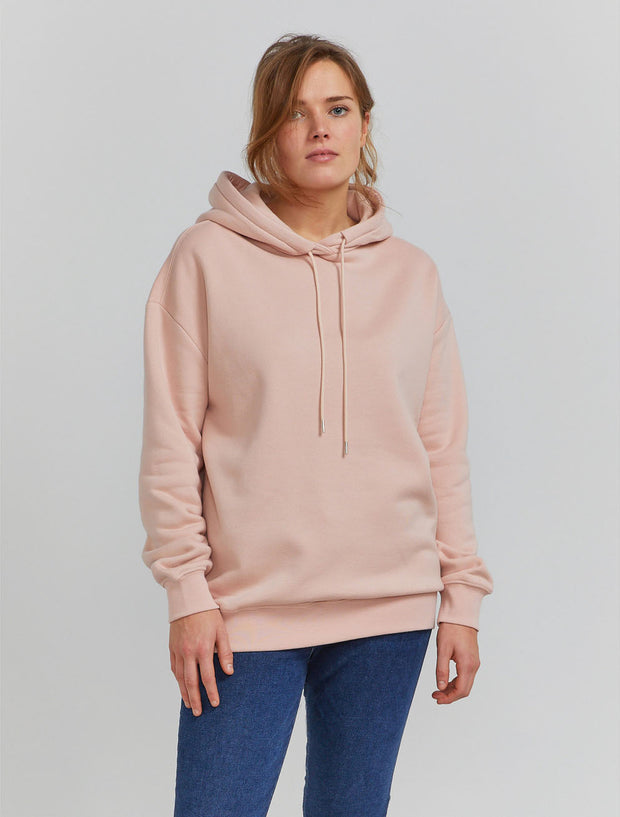 women's Organic cotton oversized hoodie