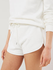 Women's Organic cotton running shorts