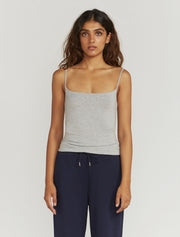 Women's Tencel fitted cami