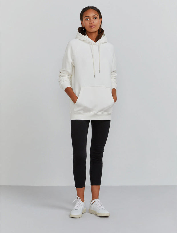 women's Organic cotton kanga-pocket hoodie