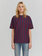 Organic Cotton Pyjama Stripe T-Shirt