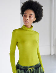 tencel roll neck body