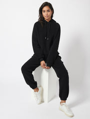 Organic Cotton Cloud Fleece Hoodie