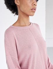 Hemp Long-Sleeved T-Shirt