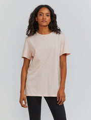 Women's Organic cotton boy fit T shirt