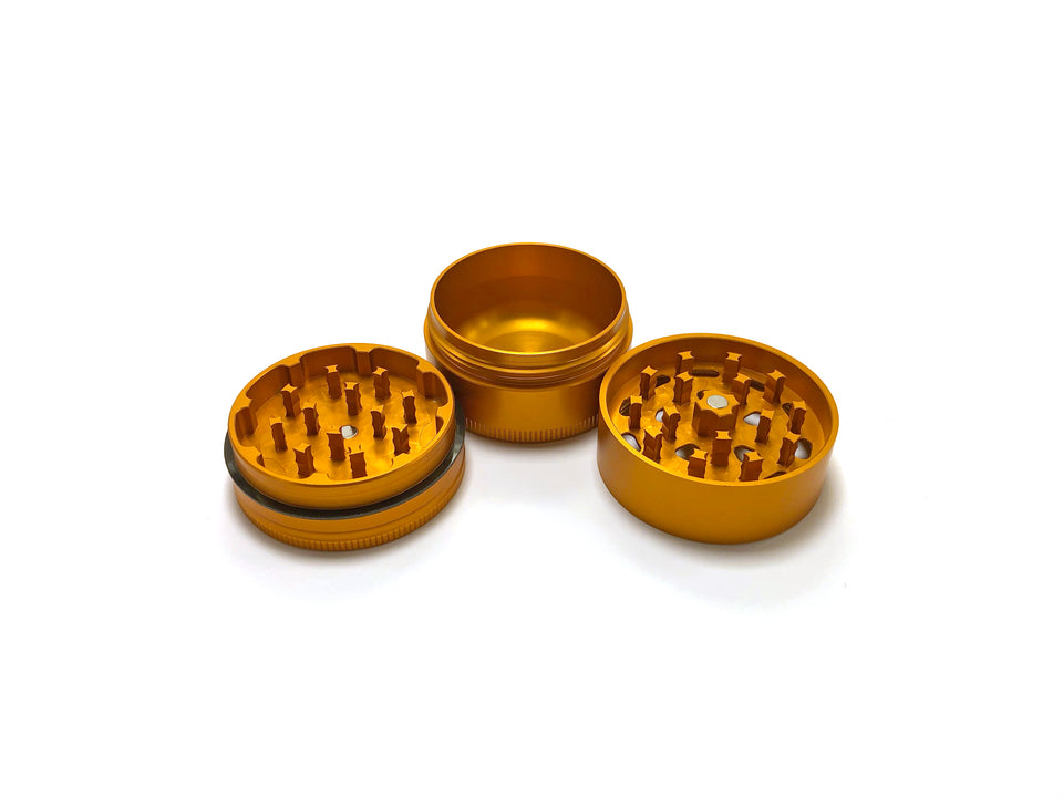 Santa Cruz Shredder — 3 Piece, Medium Sized Grinder