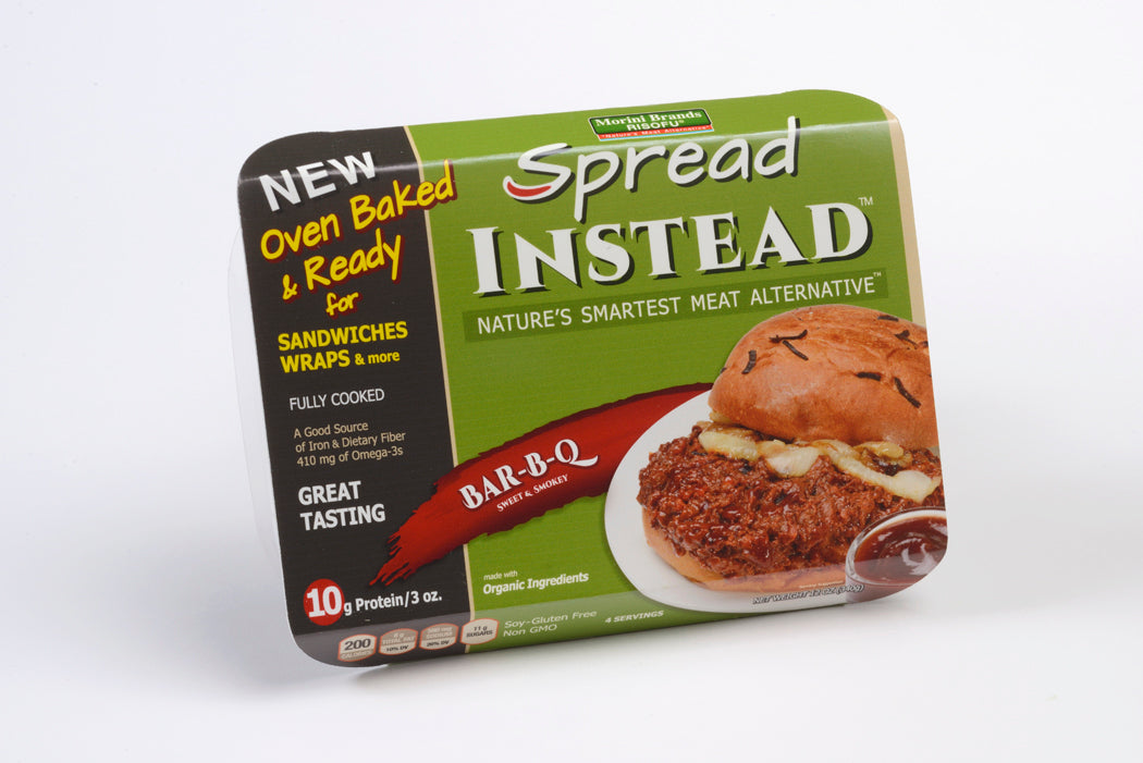 Spread Instead - BAR-B-Q