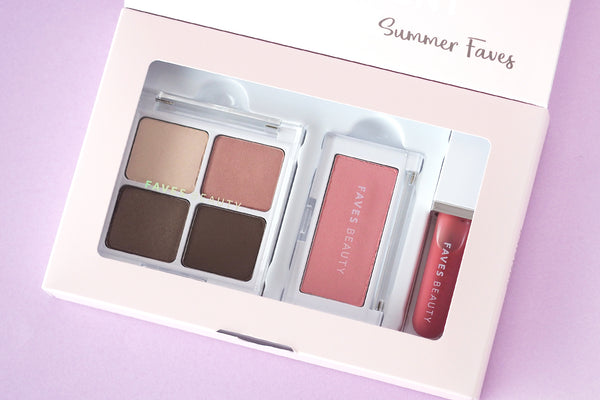 FAVES BOX SUMMER