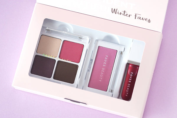 FAVES BOX WINTER