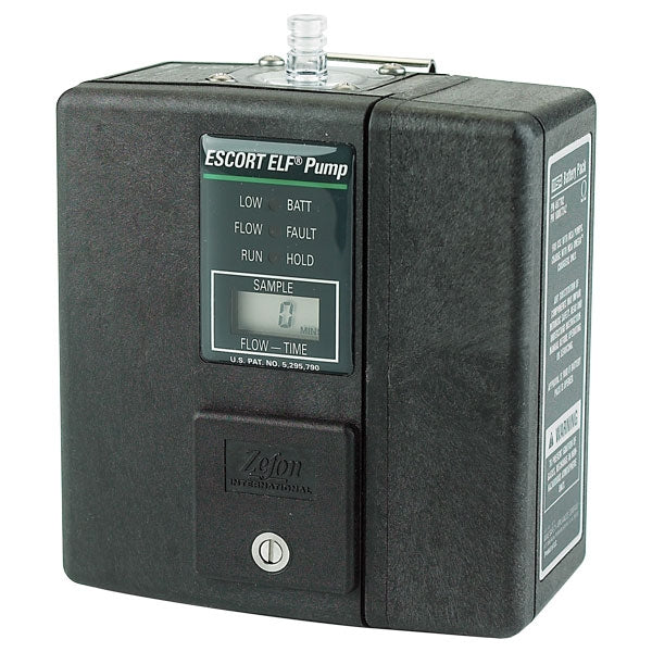 Escort ELF Pump with Sampling Line and 120V Charger
