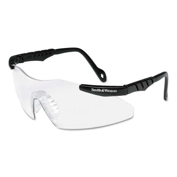 Clear Lens Mini-Magnum Safety Glass by Smith & Wesson