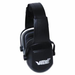 VIBE NRR 29 Black Headband Type Ear Muff