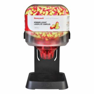 HL400 Laser-Lite Earplug Dispenser Complete, 400 pairs
