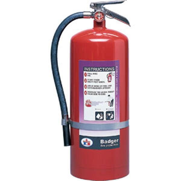 20# Purple K BC Dry Chemical Stored Pressure Extinguisher with Wall Bracket (120B:C)