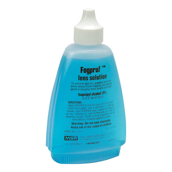 Fogpruf Anti-fog, Anti-Static Formula Lens Cleaner, 4 ounce spray
