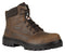 Chicago Brown Wide Safety Shoe with Composite Toe, Protection Plate and Off-Road Sole
