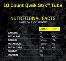 Sugar-Free Sqwincher Qwik Stik Variety Pack, case of 200