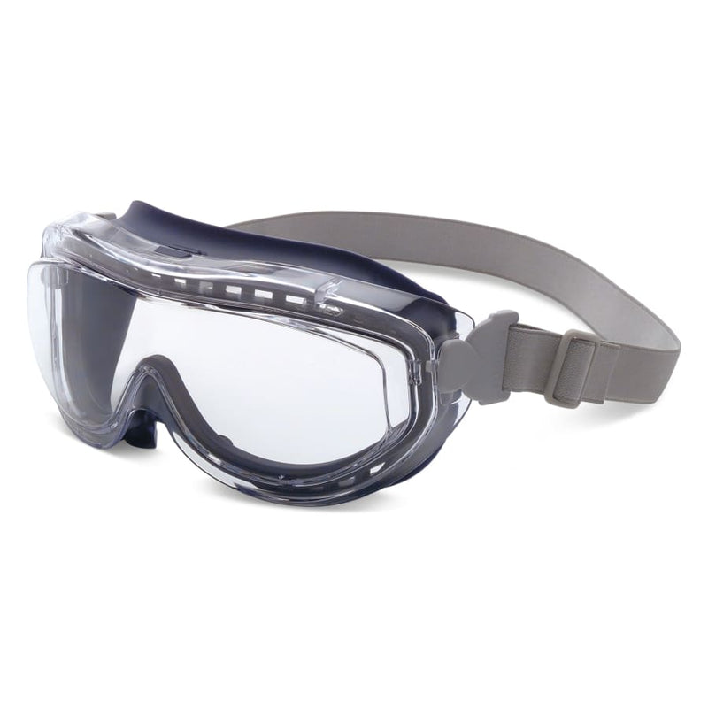 Uvex Flex Seal OTG Clear Lens Goggle with Fabric Strap