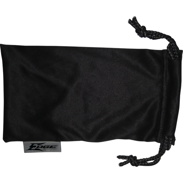 EDGE Microfiber Soft Case for Safety Glasses (lens cleaning bag)