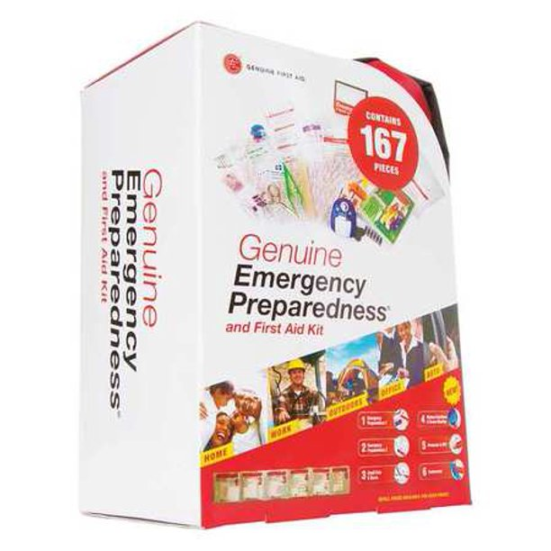 Emergency Preparedness Kit in Soft Case