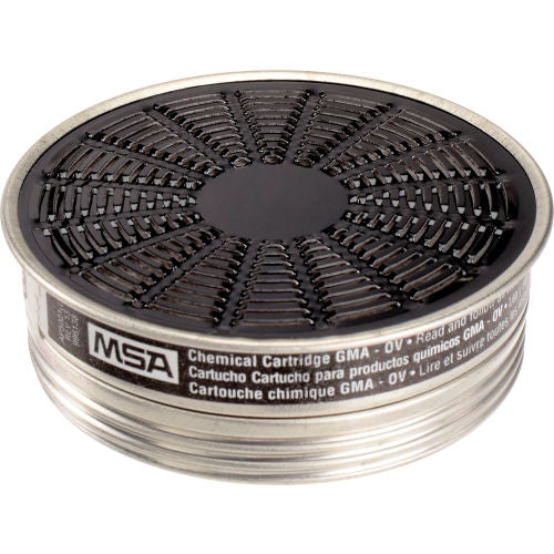 MSA GMA Cartridges for Comfo Respirators, sold individually