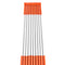 "48"" Hi-Viz Orange Snow Plow Stake, 5/16"" diameter, 50 per box"