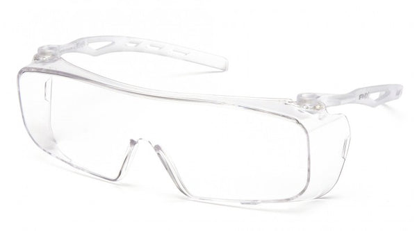 Cappture H2X Anti-Fog Lens Safety Glass (OTG)
