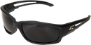 Kazbek Polarized Lens Rubberized Matte Black Frame Designer Safety Glass