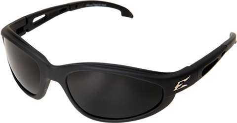 Dakura Polarized Lens Black Frame Soft Temple Designer Safety Glass