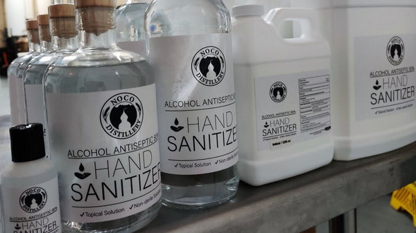 1 Litre (33.8 oz) Hand Sanitizer including Pump