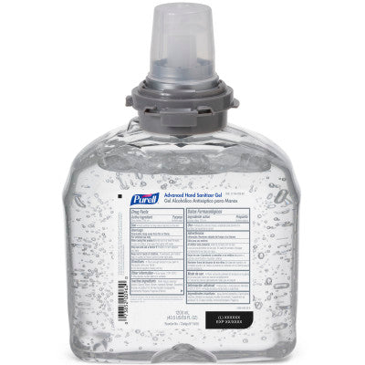 PURELL 1,200 ml Advanced Hand Sanitizer Refill Only for TFX Touch Free Dispenser