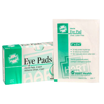 Eye Pads With Tape