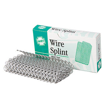 Wire Splint For Arm Or Leg
