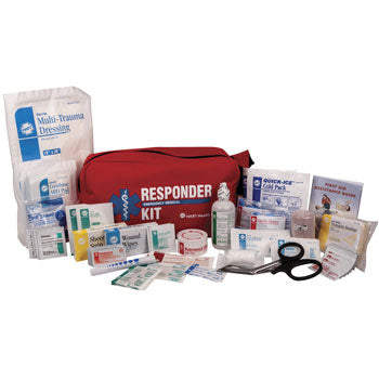 First Responder Emergency Medical EMT Fanny Pack Kit