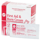 First Aid & Burn Cream, Box of 25
