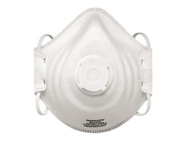 PEAK FIT N95 Disposable Respirator Plain, 20 per box