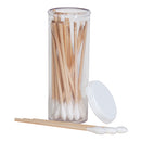 3 Cotton Tip Applicators, 100 per vial