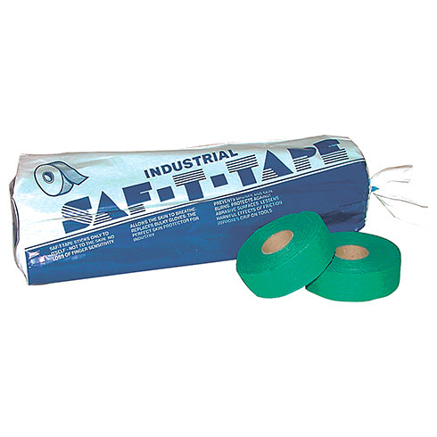 Self-Adhering Green Tape, 16 rolls of 30 yards each, Width: 3/4""