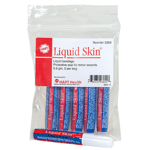 Liquid Skin Bandage Single Use 5 Ct.