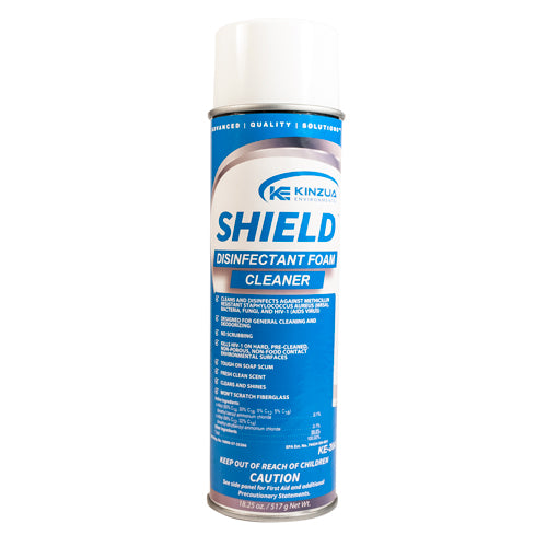 Shield Disinfectant Foam Spray, 18.25 oz  (LIMITED QUANTITIES)