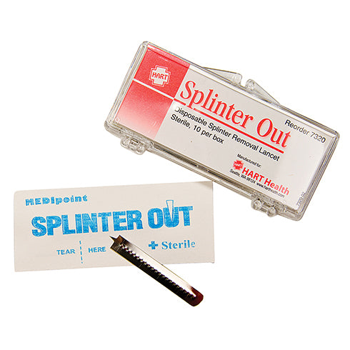 Splinter Out