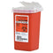 Red Sharps Container, 1 Quart