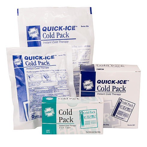 Instant Cold Pack 5 X 6